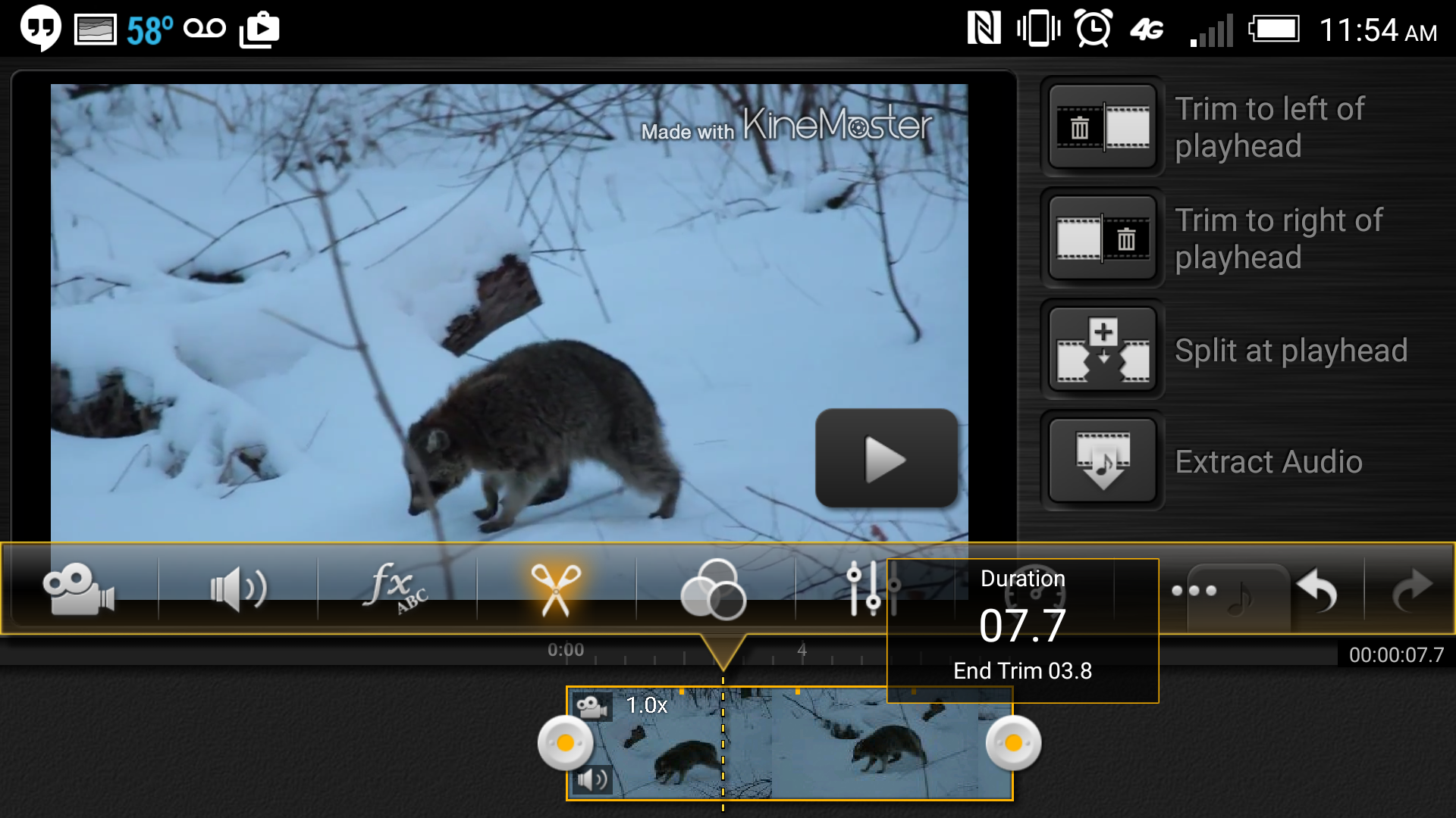 Android Video Editing apps | Ready, Steady, Shoot